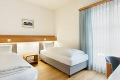 Komfort Zimmer mit Balkon mit Doppelbett oder Twin Bett buchbar