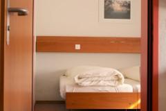 Zimmer mit Verbindungstüren buchbar.